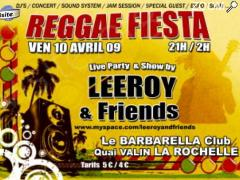 photo de Soirée LEE ROY & FRIENDS, party & show