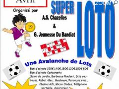 photo de LOTO GEANT DU FOOT