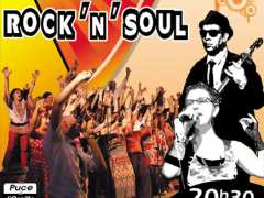 photo de CONCERT du Choeur Rock'nd Soul THE BUZZ