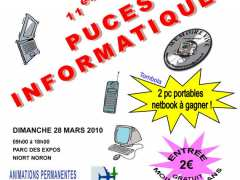 photo de PUCES INFORMATIQUES 2010