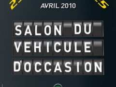 photo de SALON DES VEHICULES D'OCCASION