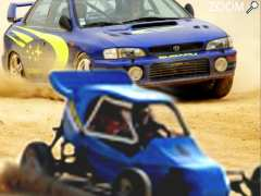 picture of PROMOSPORTS Karting, Quad, Paintball, Cross-car, Stages SUBARU