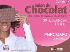 photo de SALON DU CHOCOLAT, THE, CAFE ET SAVEURS DU MONDE