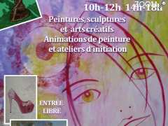 photo de Exposition d'Arts en Brie