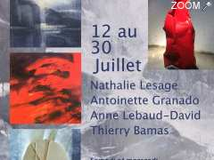 photo de EXPOSITION ART peinture sculpture