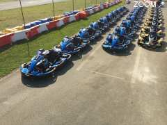 photo de aunis karting