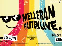 picture of Melleran Part En Live #5 - Festival Gratuit !